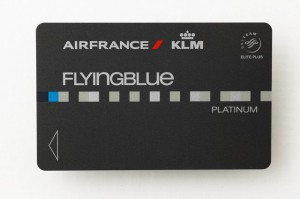 Flying Blue Platinum Karte