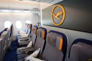 Lufthansa Economy Class A380