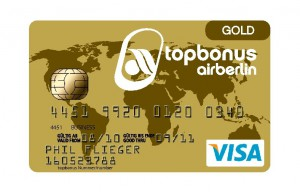 air berlin visa gold card