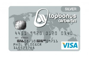 air berlin visa silver card
