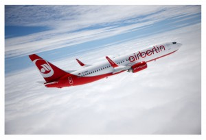 flug mit air berlin