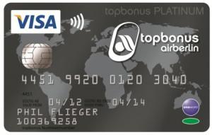 topbonus visa platinum
