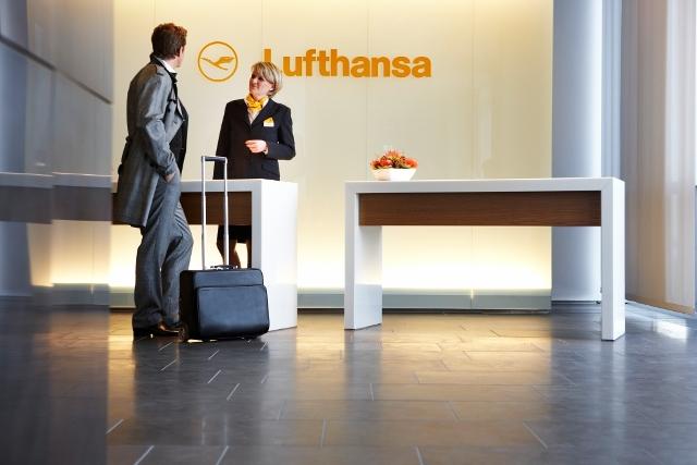 Persönlicher Service als HON, Quelle: Lufthansa
