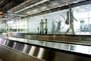 Flugsteig A Plus / Quelle: Lufthansa