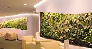SkyTeam Lounge London 2