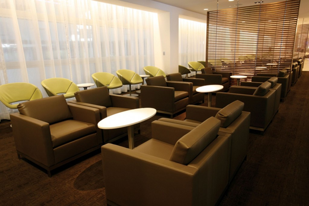 Los Angeles Airport oneworld Lounge seating / Quelle: oneworld