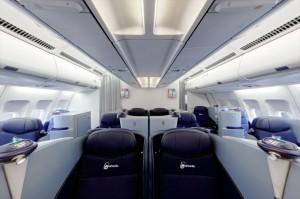 Neue Full Flat Business Class auf LangstreckenflügenQuelle: airberlin