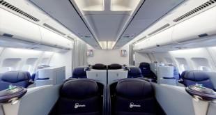 Neue Full Flat Business Class auf Langstreckenflügen Quelle: airberlin