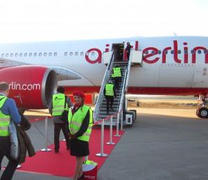 Erste A330 mit neuer Business ClassBild: vielflieger-lounges