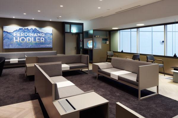 neue onewold Lounge am Flughafen Zürich / Foto: British Airways