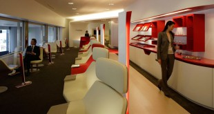 Sky Team Lounge Tokyo 1