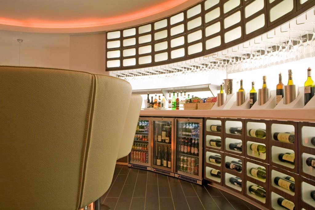 SkyTeam Lounge LondonQuelle: Air France