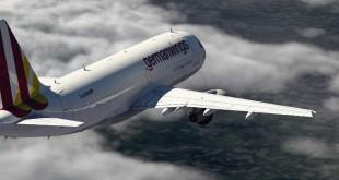 Flugzeug von Germanwings Quelle: Lufthansa