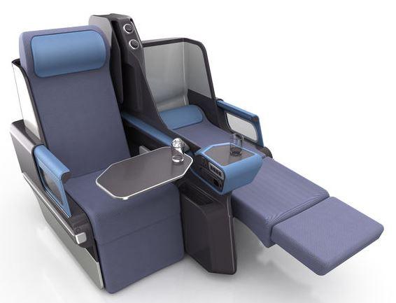 A350-XWB-Full Flat Seat Zodiac Arcus