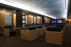 EVA Air Lounge auf dem Taipei-Taoyuan International AirportQuelle: Luke-Lai