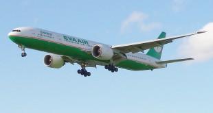 Eva Air Boeing 777  Quelle: markyharky