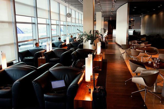 Senator Lounge Frankfurt Terminal 1Quelle: Nicolas Fleury
