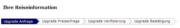 In vier Schritten bis zum Lufthansa Upgrade