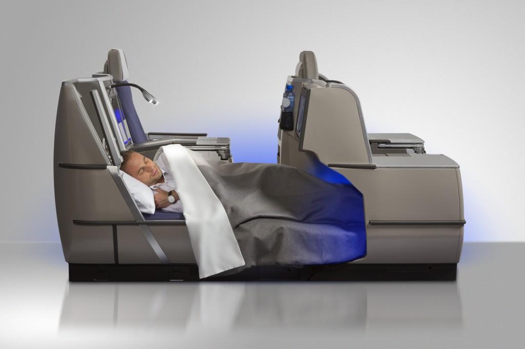 Fliegen Sie in der neuen Business Class und sammeln Sie doppelten MeilenQuelle: Brussels Airlines
