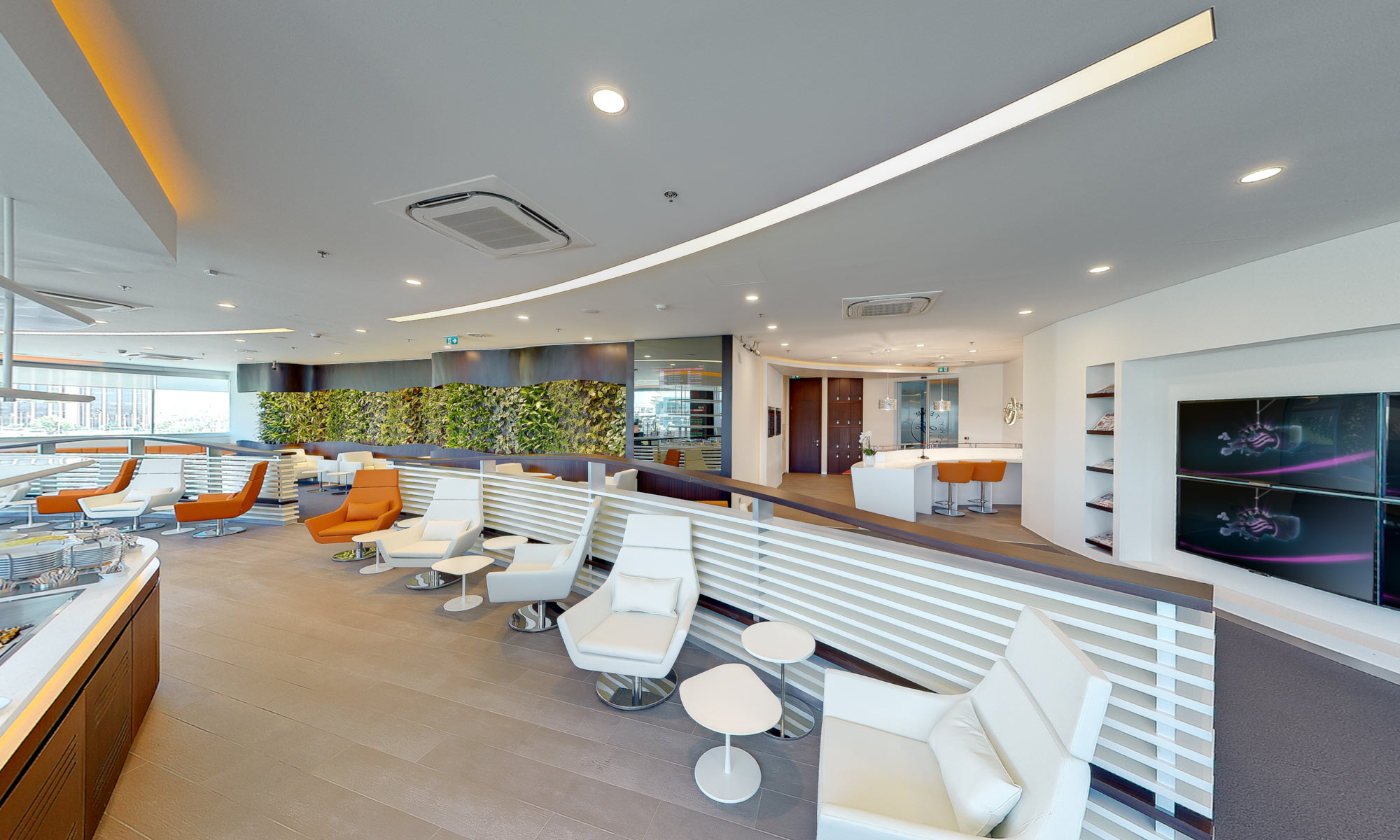 Neue Skyteam Lounge Am Flughafen Istanbul Atat 252 Rk Er 246 Ffnet