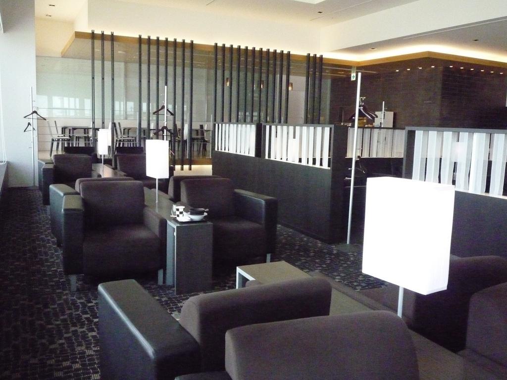 Tokyo Narita Airport Ana First Class Lounge Foto: NewbieRunner