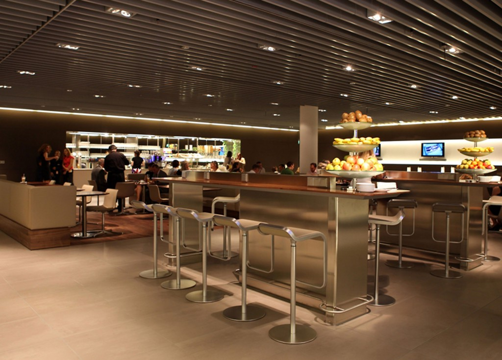 Senator Lounge München Foto: Lufthansa