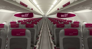 Germanwings Sitze im Best Tarif Foto: Germanwings