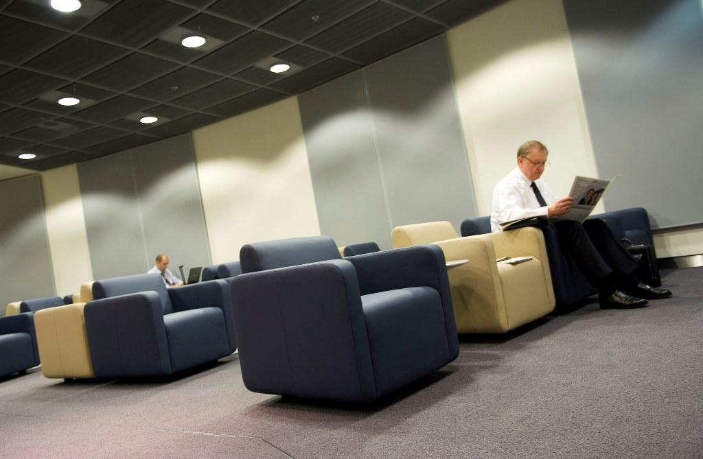 SEN Lounge in Köln Foto: Lufthansa