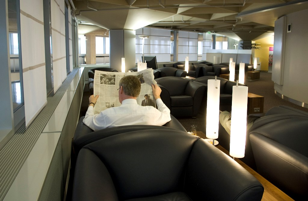 SEN Lounge Köln Foto: Lufthansa