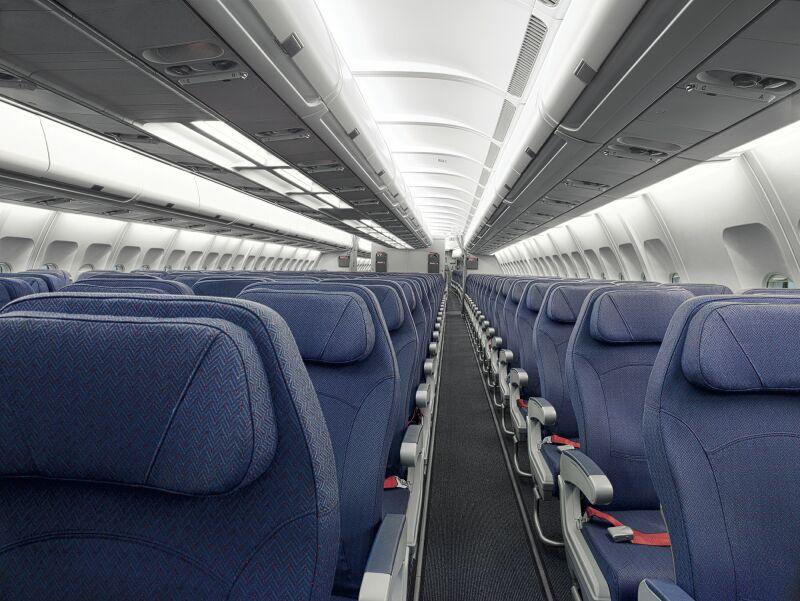 airberlin Kabine der A330-200 Quelle: airberlin