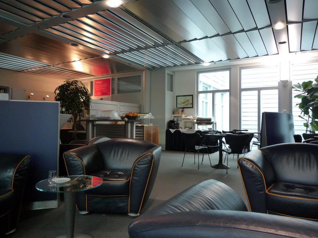 SEN Lounge in Nürnberg Foto: NewbieRunner