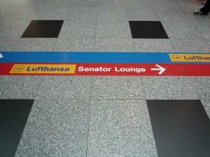 senator lounge newbierunner