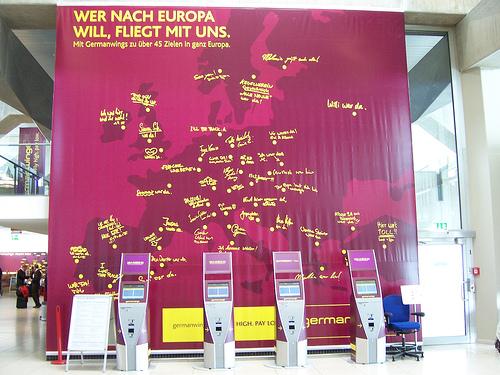 Germanwings übernimmt Lufthansa StreckenFoto: xabidelrey
