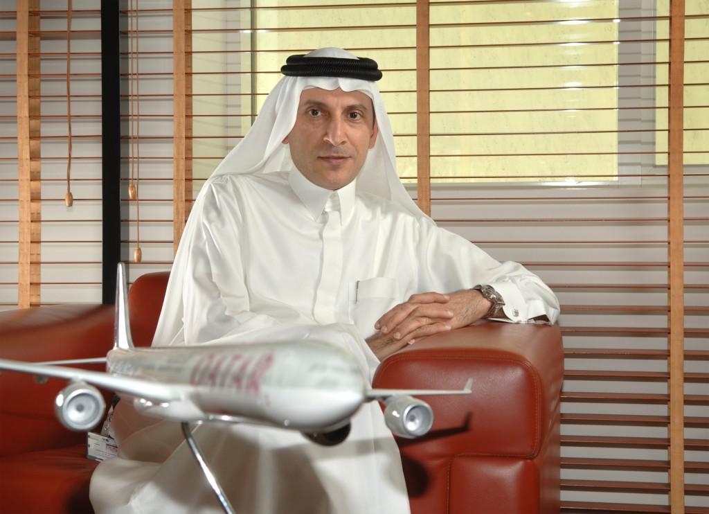 CEO der Qatar Airways Foto: oneworld