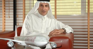 CEO der Qatar Airways Foto: oneworld