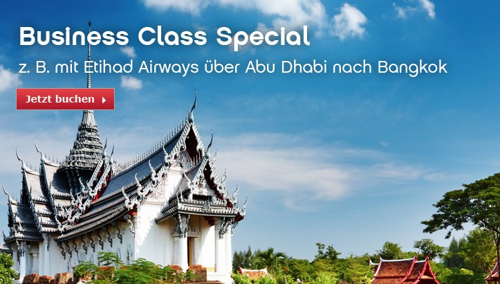 airberlin business class special