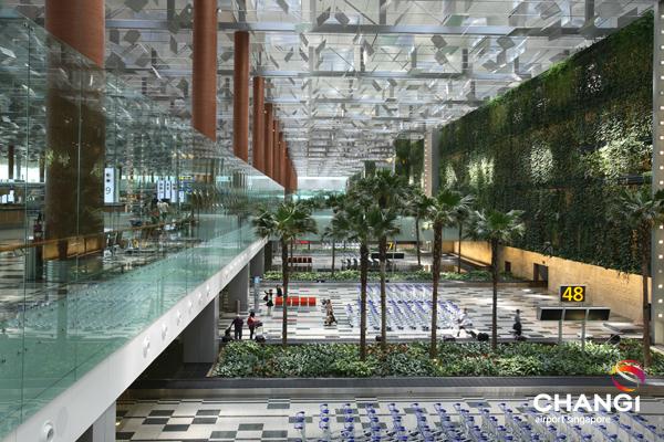 Terminal-3 Changi Airport Foto: Media Gallery Changi Airport Group