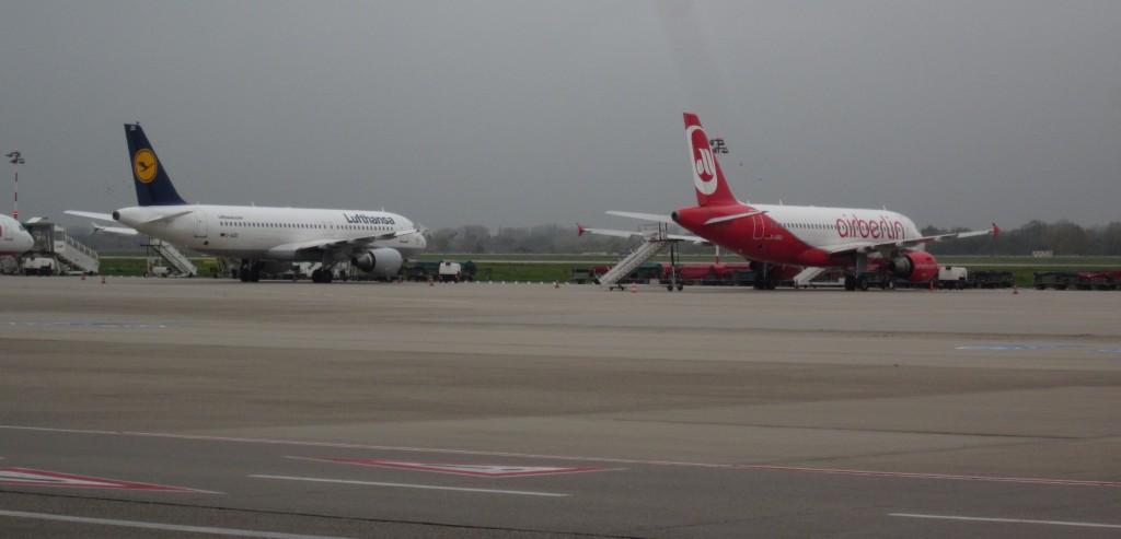 Zum Leidwesen der deutschen Airlines und Passagiere wird die Luftverkehrssteuer bleiben Foto: Vielflieger-Lounges.de