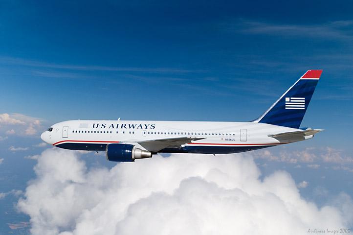 US-Airways ist von Meielnkürzung verschont geblieben Foto: US-Airways