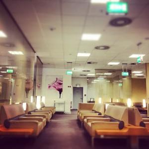Foto: Air France Lounge Frankfurt am Main by kaysha