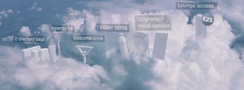 Leistungen in der Premium Economy Class Foto: Lufthansa