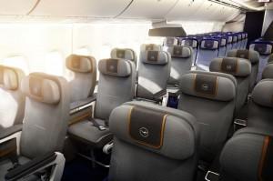 Lufthansa Premium Economy Class Foto: Lufthansa