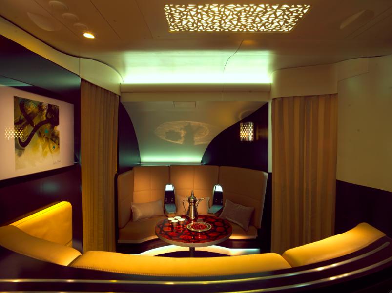 """The Lobby"" Foto: Etihad"