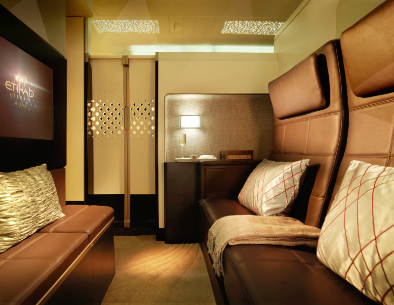 """The Residence by Etihad™"" Foto: Etihad"