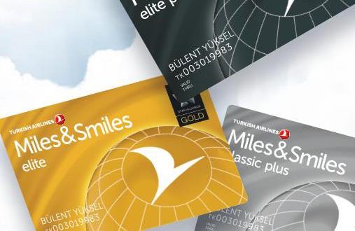 Foto: Turkish Airlines Miles & Smiles