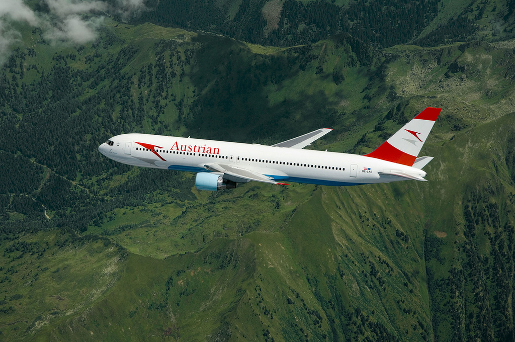 Boeing 767 Foto: Austrian Airlines Group