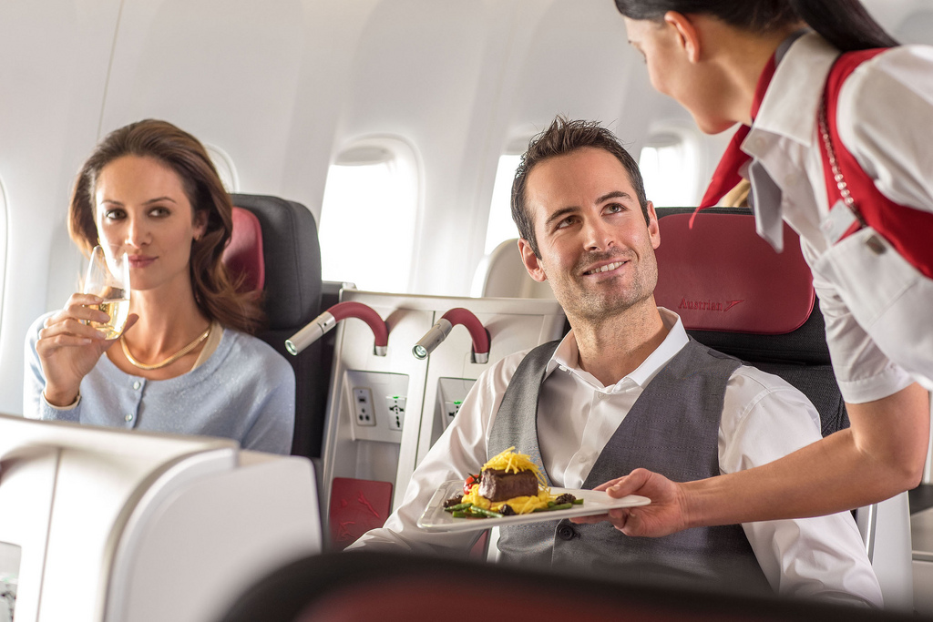 DO & CO Catering Foto: Austrian Airlines Group