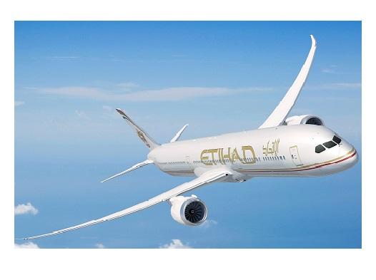 Boeing 787-9 Foto: Etihad