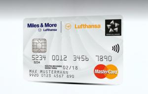 Miles & More Kreditkarte, White Card Foto: Lufthansa