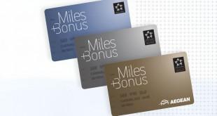 Foto: Aegean Airlines Miles+Bonus